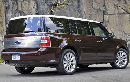 Product picture Ford Flex 2011 Workshop Repair & Service Manual [COMPLETE & INFORMATIVE for DIY REPAIR] ☆ ☆ ☆ ☆ ☆