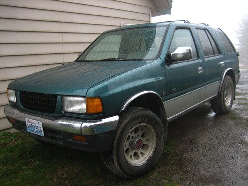 Product picture 1993-1996 Isuzu Rodeo KB TF 140 Workshop Repair & Service Manual [COMPLETE & INFORMATIVE for DIY REPAIR] ☆ ☆ ☆ ☆ ☆